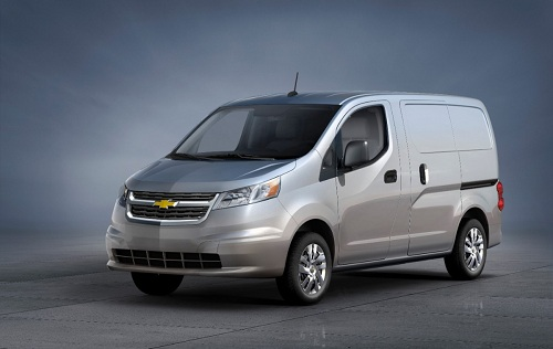 2014 Chevy City Express