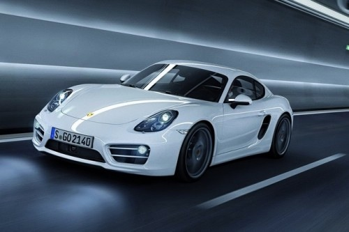 Harry Styles 2014 Porsche Cayman S