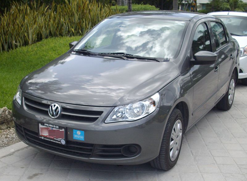 2012 VW Gol, the most popular car in Brazil for 10 years